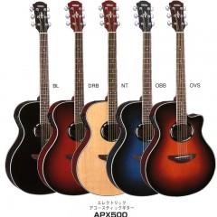 Yamaha APX akoestiese kitaar-reeks
