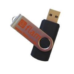 Nuwe Flam USB-Stokkie
